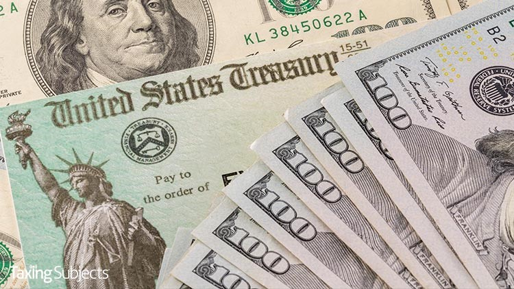 """IRS Issues """"Plus $500"""" Last Call for SSI, VA Beneficiaries with Dependents"""
