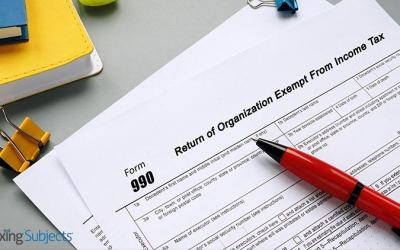 CY Tax-Exempt Groups Need to File by May 17