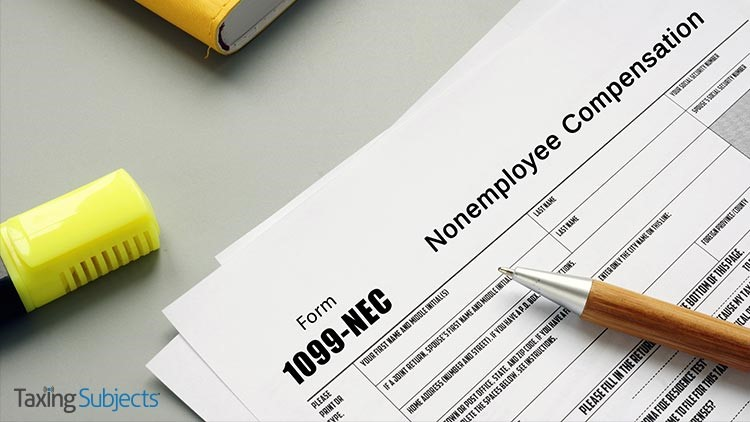 IRS Reminds Businesses About Nonemployee Compensation and Backup Withholding